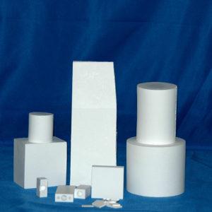 Bulk Fluorilon Blocks